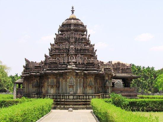 Amruthapura Temple