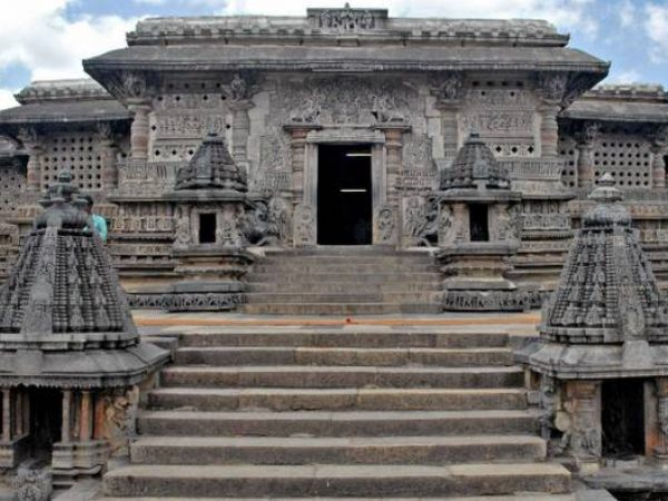 Belur and Halebid